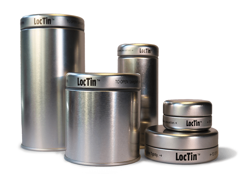 LocTin CR Packaging Custom Printed Products